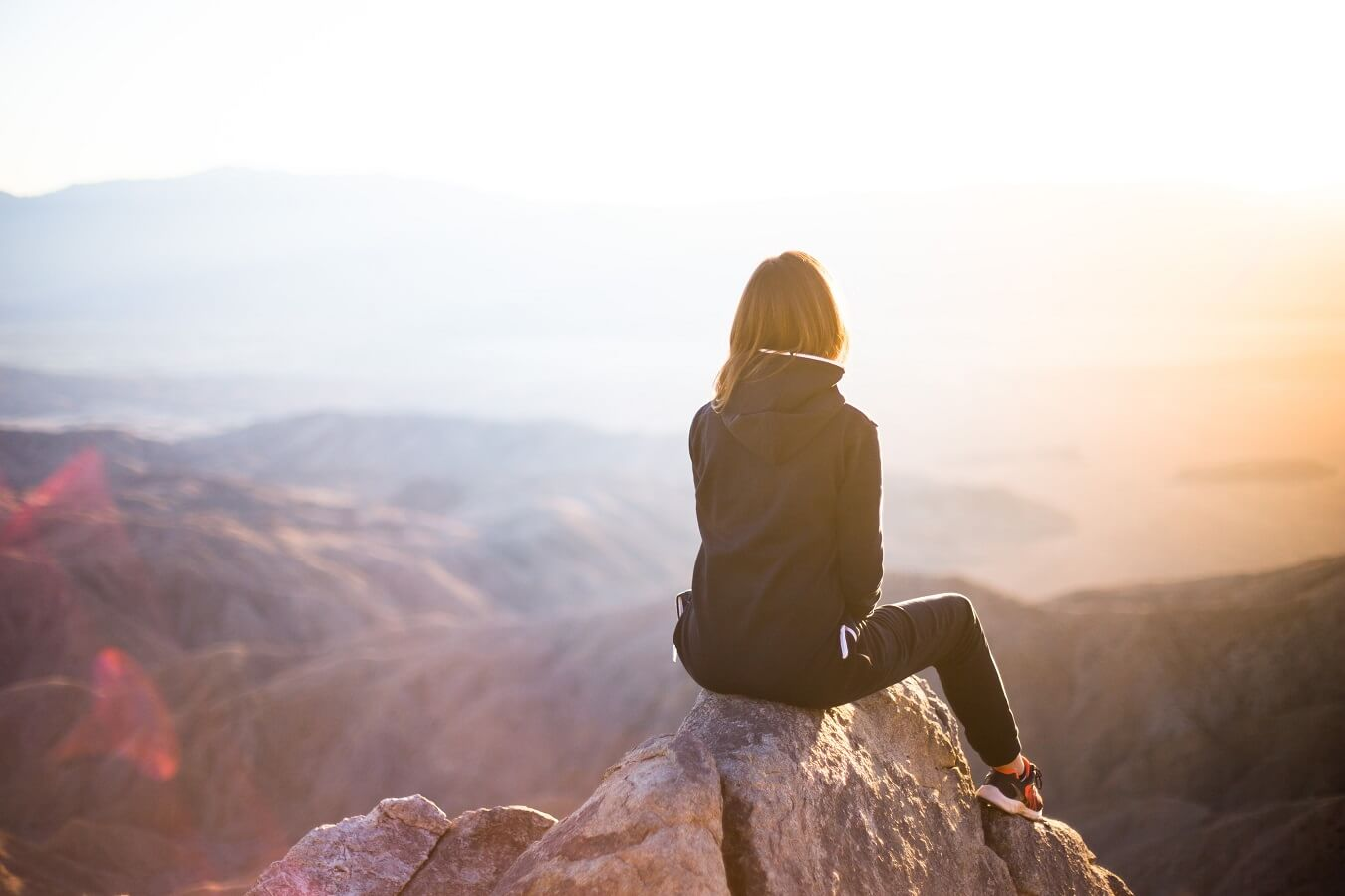 życie to nie zdobywanie szczytów