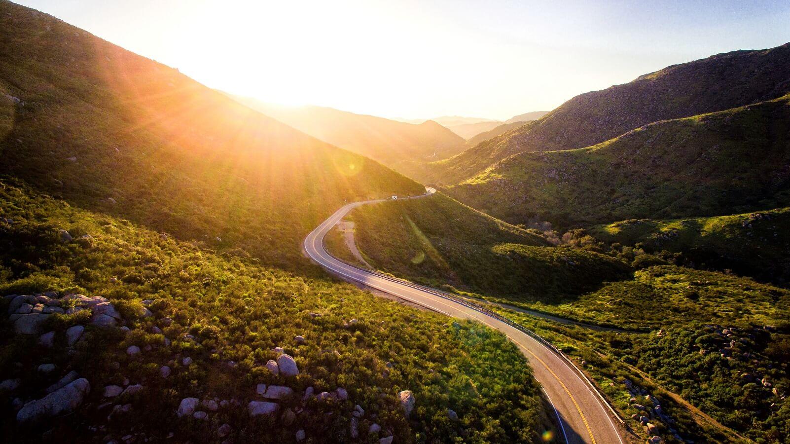 życie to droga i podróż