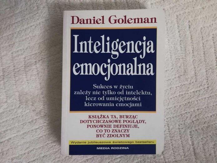 daniel goleman recenzja inteligencja emocjonalna