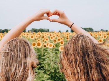 pokochać siebie i być przyjacielem