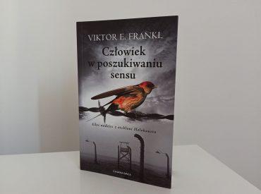 """Recenzja książki - Viktor Frankl """"Człowiek w poszukiwaniu sensu"""""""